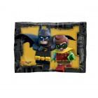 "SUPERSHAPE ""LEGO BATMAN"" FOIL BALLOON, P38, PACKED, (48 X 73 CM)"